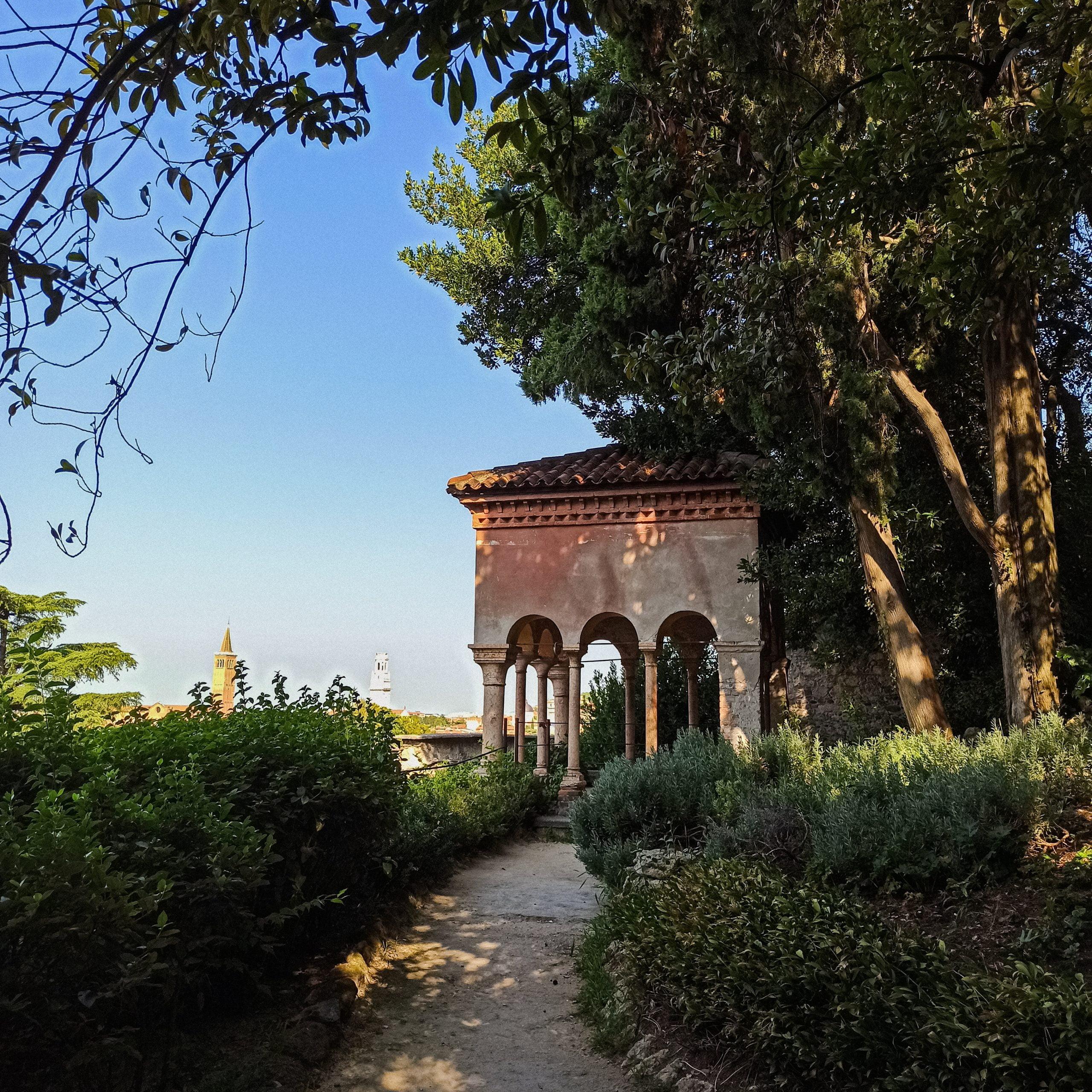 luoghi insoliti a Verona