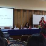 Juana Neira y Leonor Bravo conversan acerca de la lectura como puente de ternura entre padres y niños