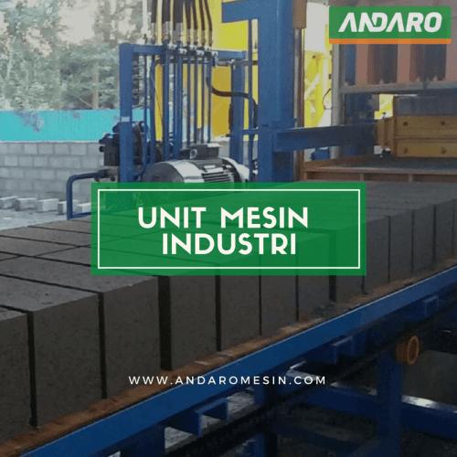 UNIT-MESIN-INDUSTRI-BANNER Andaro Produsen Mesin Pertanian, Perkebunan & Peternakan