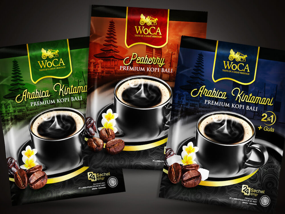 Packaging Kopi