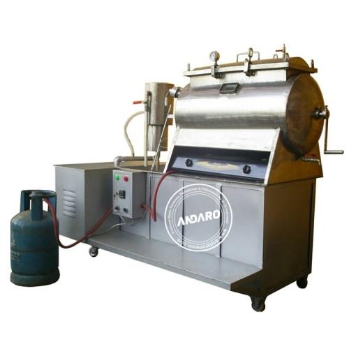 Mesin Vacuum Frying Pembuat Keripik Buah