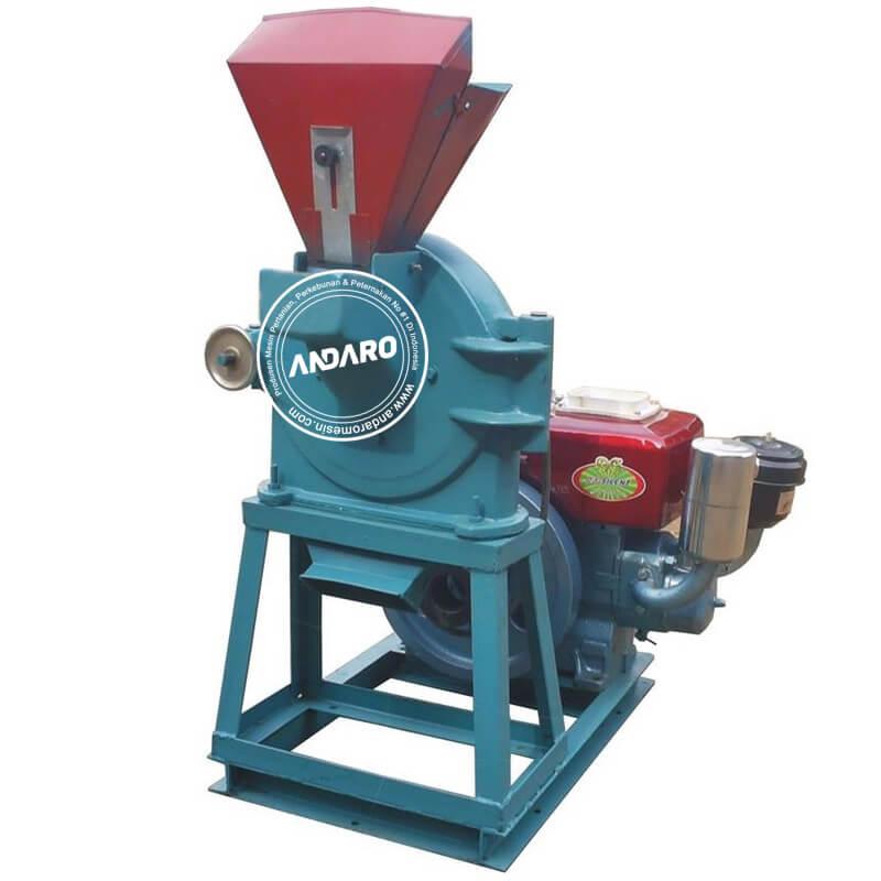 Mesin Disk Mill Mesin Penggiling Tepung