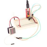 Display testing with an FTDI adapter.