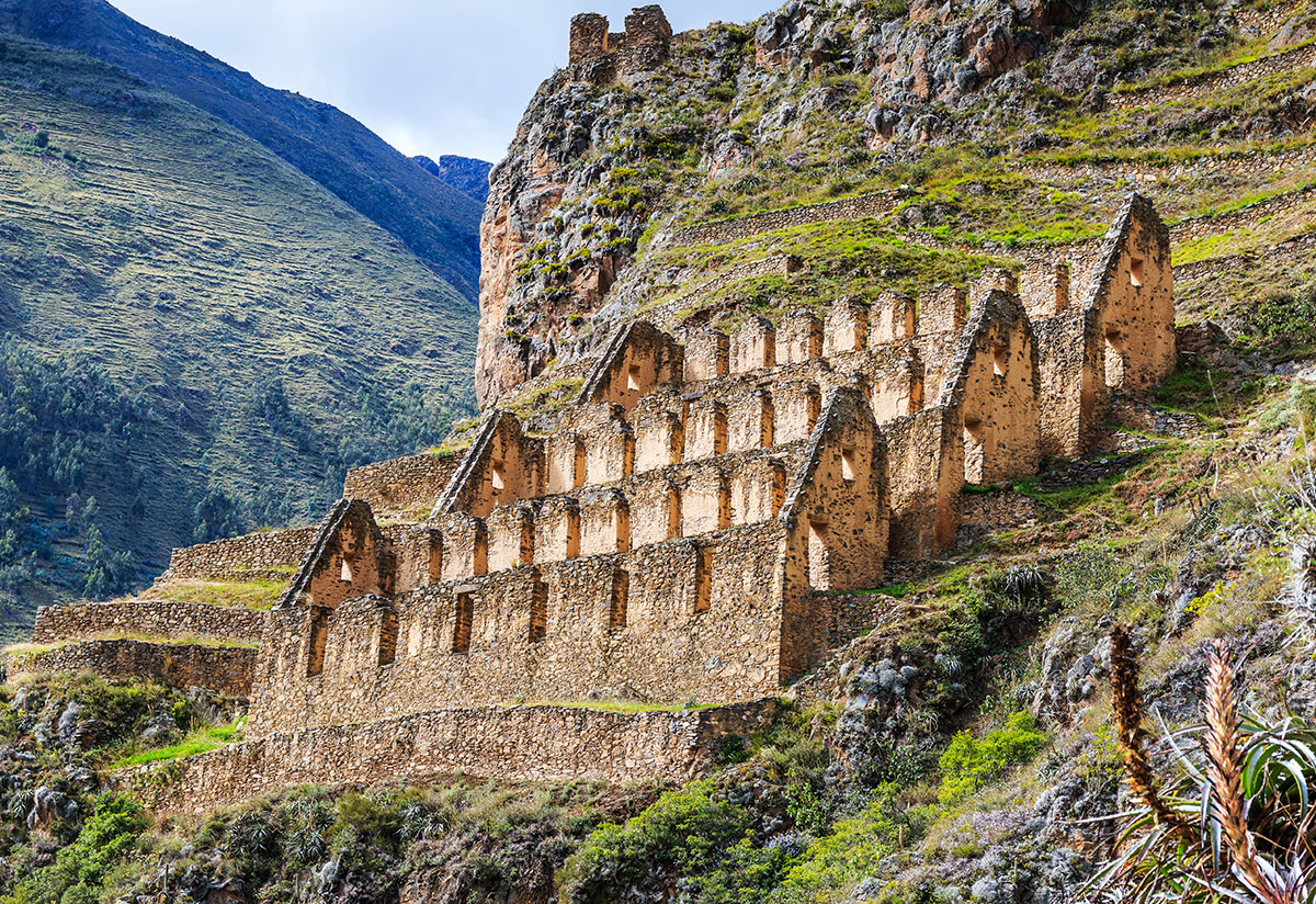 The Economy Of The Inca Empire A Well Organized Trading