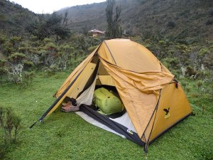 Camp @ Cotopaxi National Park