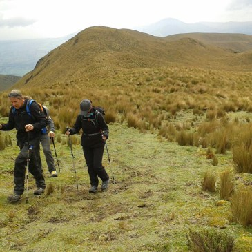 acclimatization in Ecuador