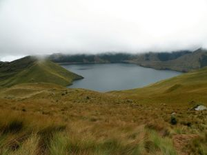 Lagoons of Mojanda