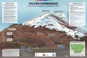 chimborazo, cotopaxi, cayambe: new topos