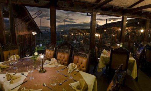 Diner hacienda andaluza haciendas