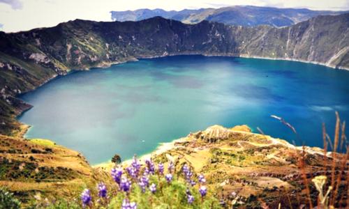 quilotoa laguna photography tour Ecuador & Galapagos