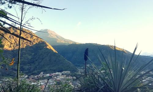 tunguraha volcano banos photography tour Ecuador & Galapagos