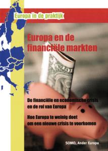 Europa en de financiële markten