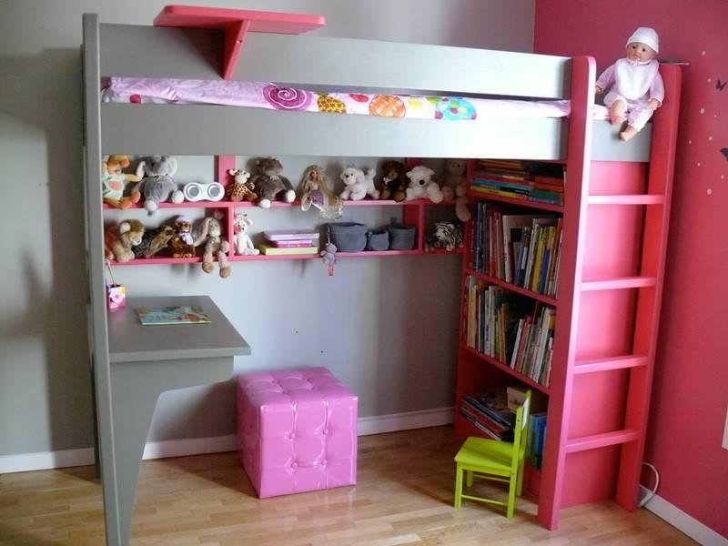 Lit Mezzanine Pour La Chambre De Votre Enfant Lit Et