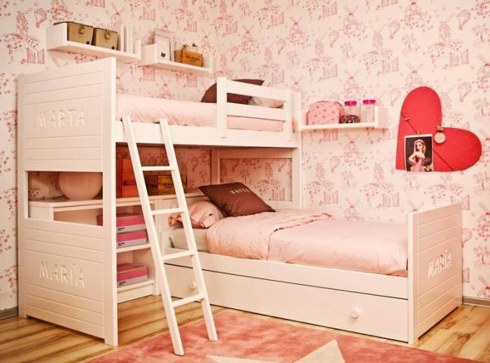 chambre pour fille par anders paris