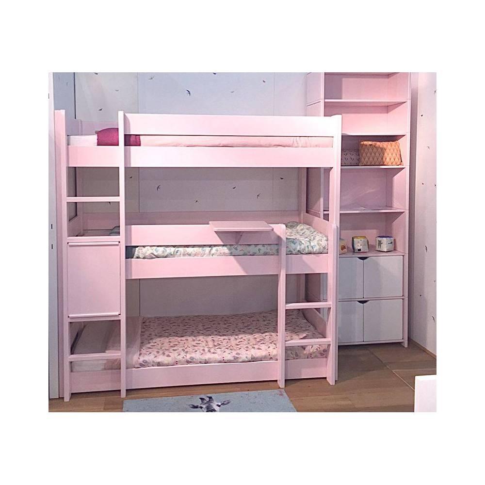 le lit superpose triple un meuble