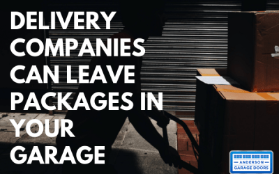 Delivery Companies Can Leave Packages in Your Garage