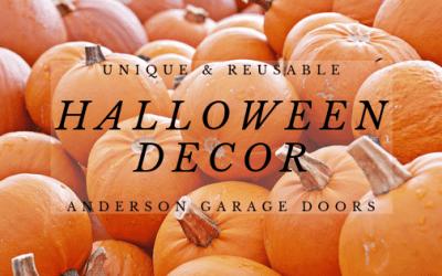 Unique & Reusable Halloween Decor