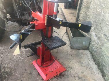 Wessex hydraulic log splitter