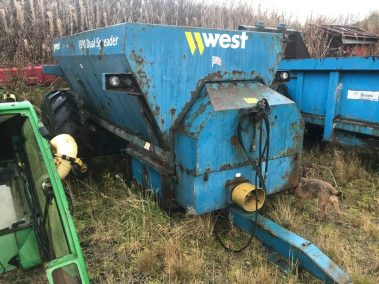 West dual Spreader 1300