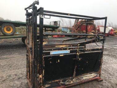 Premier Unistock Cattle Crush