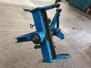 Lemken head stock