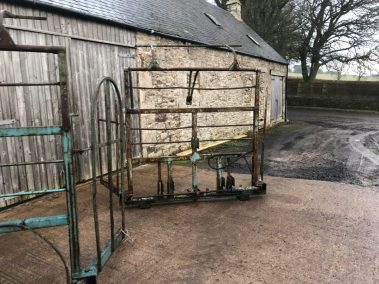 Newlands Bale Carrier