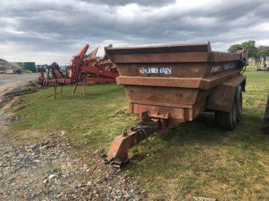 Chieftain Dump trailer