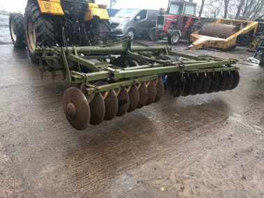 John Deere Disc harrow