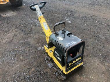 Bomag compactor plate BPR 30 / 38 D-3  Diesel