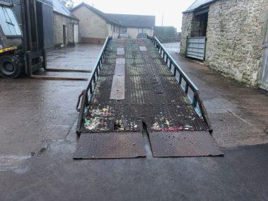 chase loading ramp