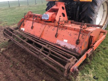 howard rotavator 2.7m