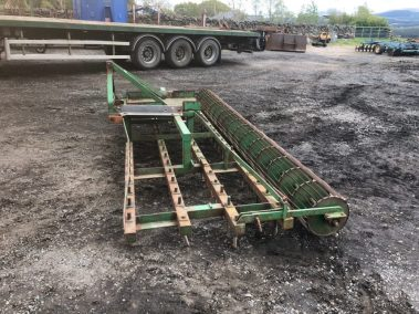 5m Dutch harrow