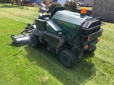 Hyter T224 mower