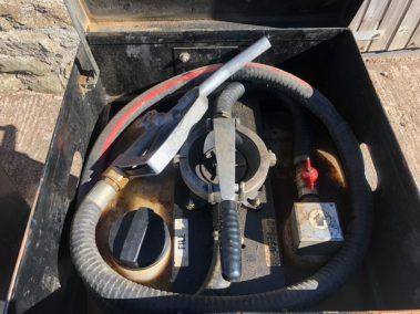 Western fuel caddys