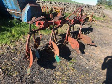 Kverneland conventional plough