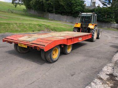 lowloader trailer