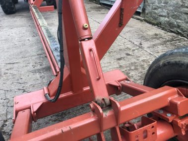 4m combination drill transporter