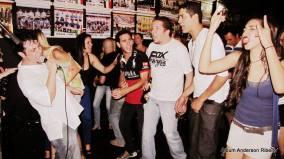 2014 - Verbo Vitrola Motor band no Berimbau Circo Bar