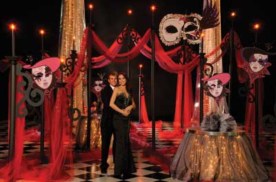 4 Ways To Create A Masquerade Prom Theme Andersons Blog