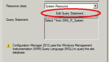 The Ultimate WMI Queries List for System Center
