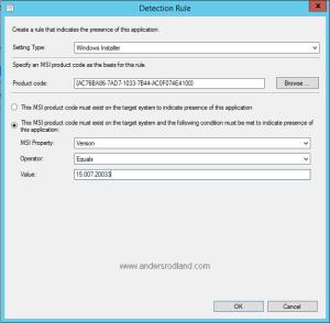 Deploy Acrobat Reader DC with SCCM