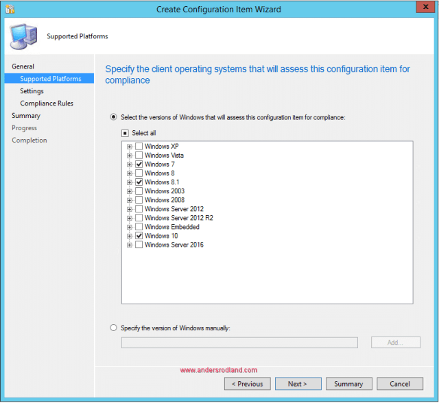 Manage BIOS Settings with SCCM Compliance Settings -2