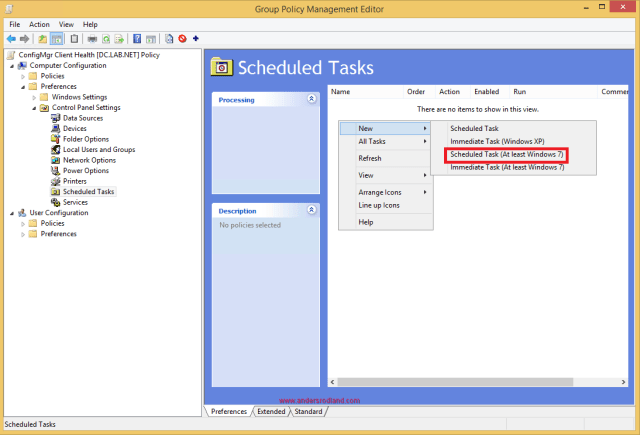 Powershell Script with Arguments as a Scheduled Task 1