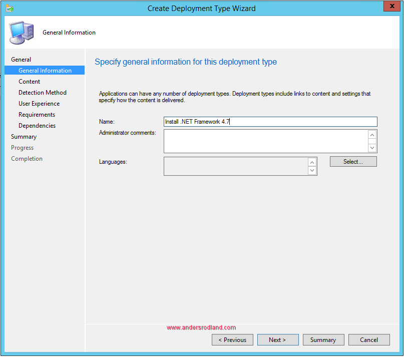 How to Deploy .NET Framework 4.7