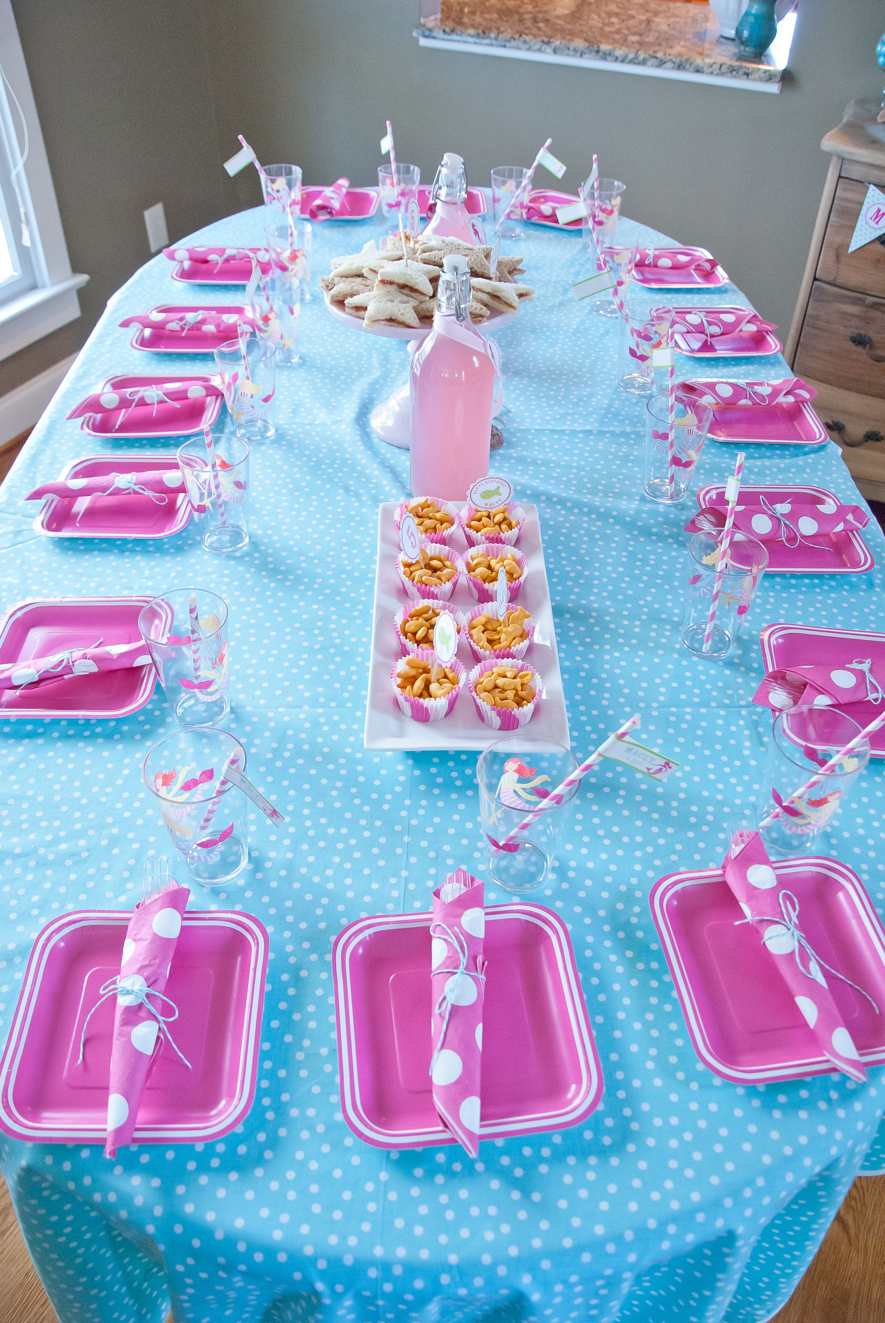 Girl Birthday Party Ideas Archives