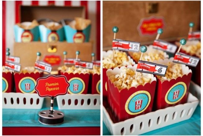 Premier popcorn
