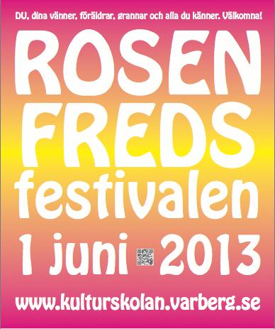 Rosenfredsfestivalen 2013