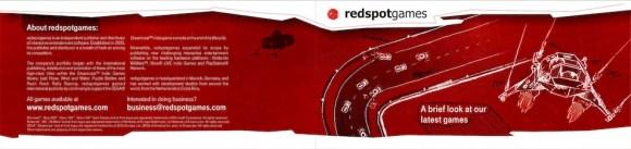 Redspotgames Flyer Außen