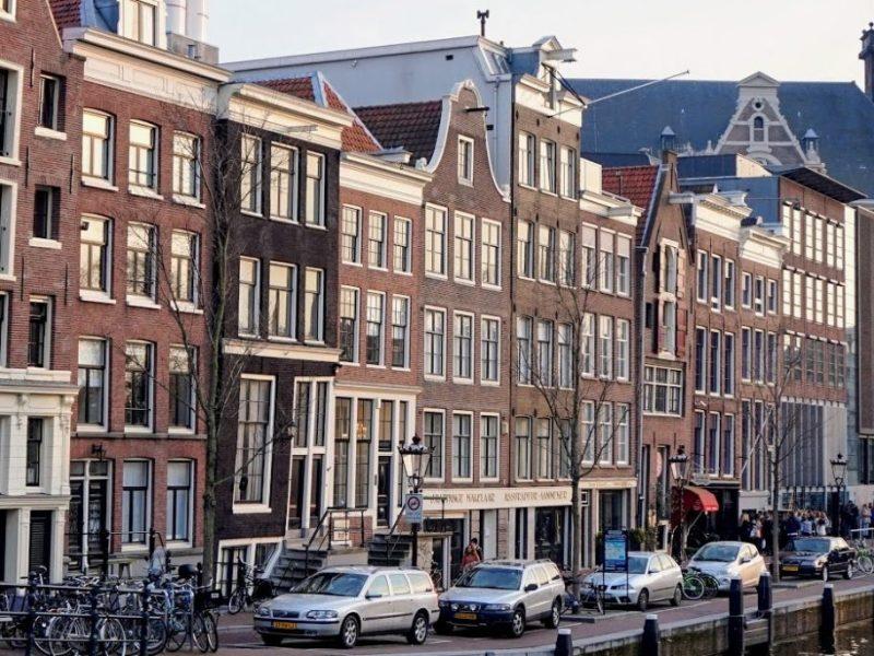 Amsterdam Tag 1 Zwischen Grachten und Anne Frank Haus