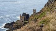 Botallack Mine: Zinnmine in die Klippen gebaut | Cornwall